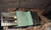 Тиски станочные поворотные  320 мм  чугунные (Гомель)