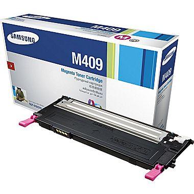 Заправка картриджа CLT-M409S принтера Samsung CLP-310/ N/ 315/ W/ CLX-3170FN/ 3175 Magenta