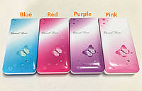 Мобильный розовый раскладной телефон с бабочками Nokia F118 Duos на 2 Sim