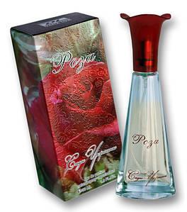 Парфюмированная вода Dana Lux Сады Украины Роза (Rose) 30ml