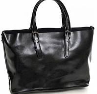 Кожаная классическая сумка бренд Vidoliya