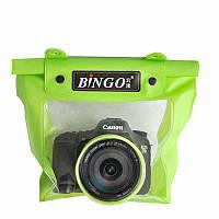 Водонепроницаемый аквабокс для зеркальных фотоаппаратов Green, фото 1