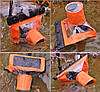 Водонепроницаемый аквабокс для зеркальных фотоаппаратов Bingo оранжевый