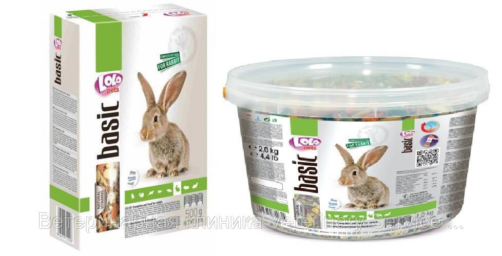Lolo Pets для кроликов