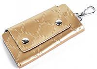 Ключница кожаная 003 Модные кожаные ключницы для  женщин, недорого