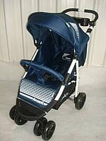Прогулочная коляска TILLY Avanti T-1406 синяя, новинка 2017года