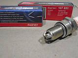Свечи зажигания на ВАЗ 2108-2110 (к-кт) Topran трехконтактные, фото 2