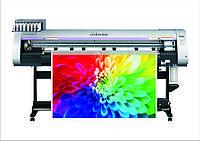 Широкоформатная печать на бумаге City-light, 1440х1440 dpi