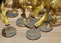 Медали для выпускников детского сада и школы