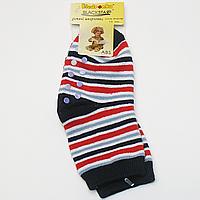 Детские махровые носки р.104-110 с тормозами нескользящие на мальчика 80% хлопок 20% эластан 3367 Голубой1 104