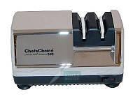 Точилка для ножей электрическая Chef`s Choice CH/310H(хром)
