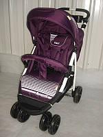Прогулочная коляска TILLY Avanti T-1406 фиолетовая, новинка 2017года