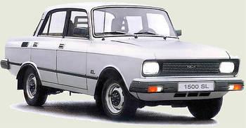 АЗЛК-2140 [1976-1988]