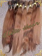 Натуральные волосы в срезе 75 см  №00019