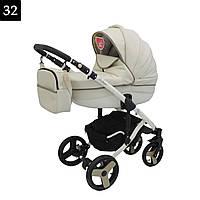 Универсальная детская коляска 2в1 Deluxe Eco