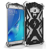 Чехол накладка бампер Simon Thor для Samsung J7 2016 J710 черный