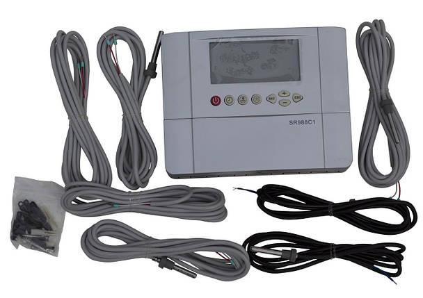 Контроллер для солнечных систем SR988C1, фото 2
