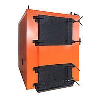 Промышленный пиролизный твердотопливный котел БТС-170 Премиум