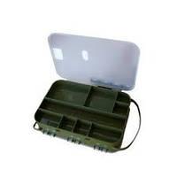 Коробка Aquatech двухсторонняя 15 ячеек