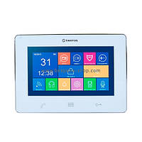 """Tantos Stark (White) 9"""" hands free monitor multy function"""