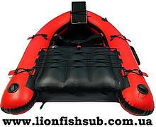 """""""Буй - Плотик"""". Дополнит.список опций для установки к базовым моделям плотов производителя LionFish"""