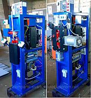Машины МТ-20-1 и МТ20-2  для контактной сварки крепежного лепестка к ножке стула и запресовки и вварки втулки