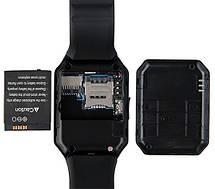 Умные часы Smart Watch DZ09 Silver, фото 3