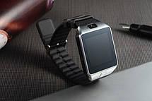 Умные часы Smart Watch DZ09 Silver, фото 2