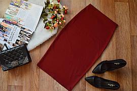 Универсальная юбка Миди Трикотаж Цвета