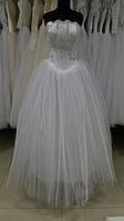 Свадебное платье Е-02 (эконом вариант) 1500 грн (РАСПРОДАЖА)