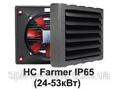 Водяной тепловентилятор Reventon FARMER HCF IP65, Польша