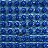 Щетинистое покрытие Metallic Blue 93
