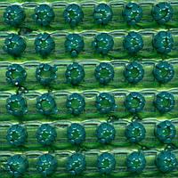 Щетинистое покрытие Metallic Green 95