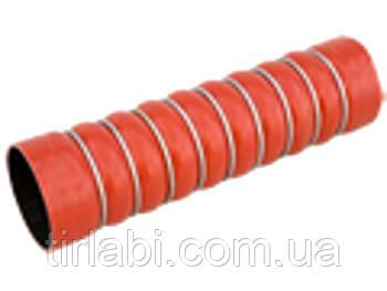3715018082 Патрубок інтеркулера мереседес МВ 79х84х320