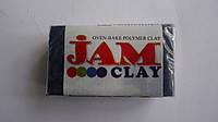 """Запекаемая полимерная глина (пластика) Синий Jam Clay,20гр.Пластика запекаемая Jam Clay """"Ночное небо"""".Полимерн"""
