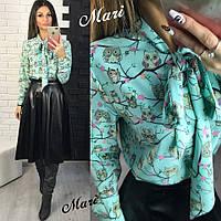 Женская блуза, очень стильная и нарядная