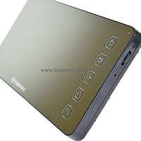 """Tantos Prime - SD Mirror 7"""" hands free monitor SD function"""