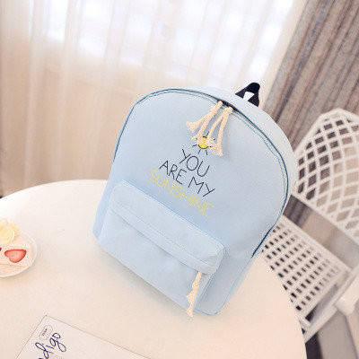 23c9e9fe2ef3 Прогулочный рюкзак для подростка. Купить в интернет-магазине Mak-Shop -  471472439