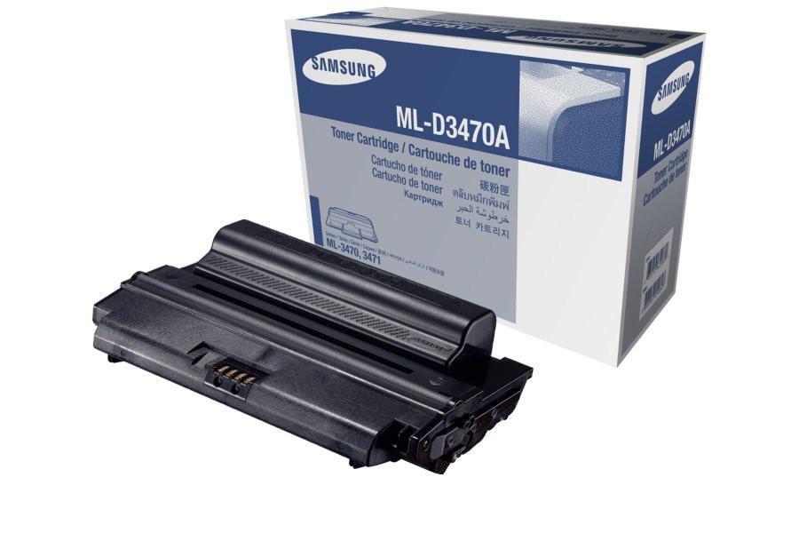 Заправка картриджа ML-D3470A принтера Samsung ML-3470D/ 3471ND