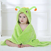 Плед-полотенце с капюшоном , фото 1