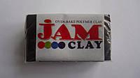 Запекаемая полимерная глина (пластика) Темный шоколад Jam Clay,20гр.Пластика запекаемая Jam Clay .Полимерная г