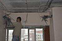 Электромонтажные работы в Киеве