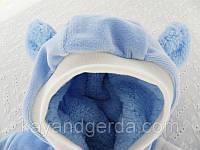 Человечки для новорожденных велюровые на меху. Код 1426Kay. 0-5мес.В наличии 62,68. Рост 44-50