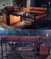 Многоэлектродная машина МТМ-1000-1 для сварки кладочной арматурной сетки