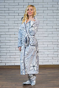 5e20f1a0d6e40 Купить махровые халаты женские: опт, розница | Длинные махровые ...