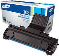 Заправка картриджа MLT-D108S принтера Samsung ML-1640/ ML-1641/ ML-2240/ ML-2241