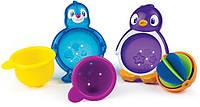 Игрушка для купания Ленивые пингвины Munchkin Lazy Buoys Bathtub Toys