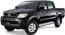 Фаркопы на Toyota Hilux (2005-2010)