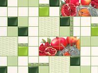 Обои на стену, виниловые на кухню,B49.4 Медовый 5560-04,супер-мойка, 0,53*10м