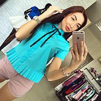 Яркая блузка для девушек